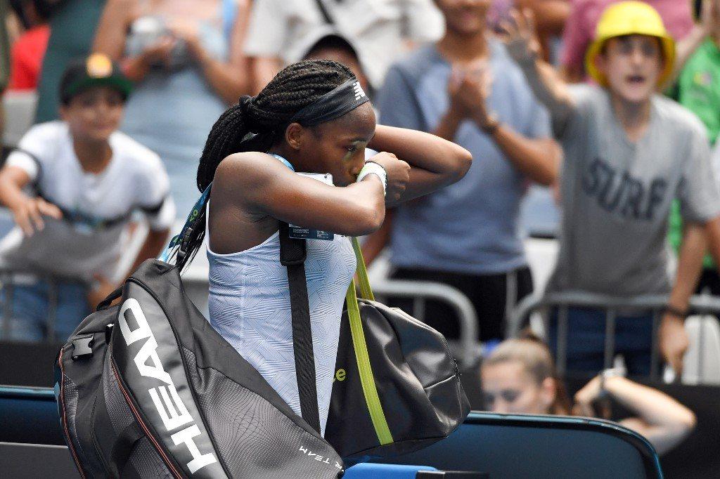 Australian Open. Gauff odpadła, ale zrobiła wrażenie