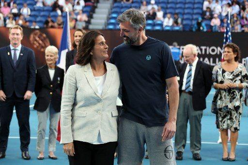 Mistrzowie Wimbledonu w Tenisowej Galerii Sław