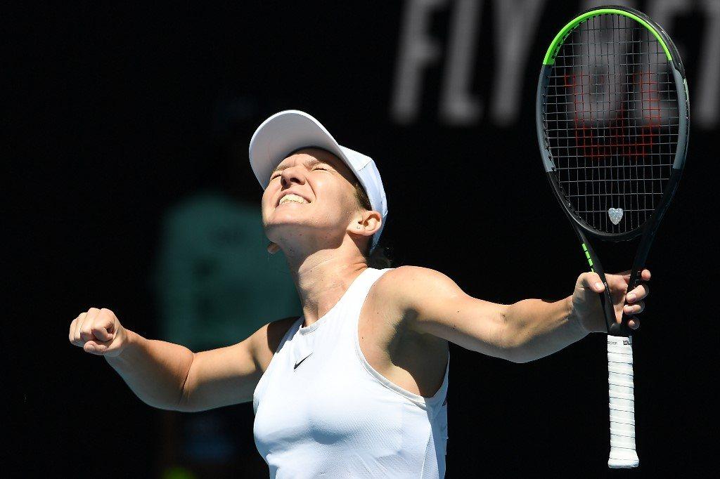 Australian Open. Halep bliska perfekcji