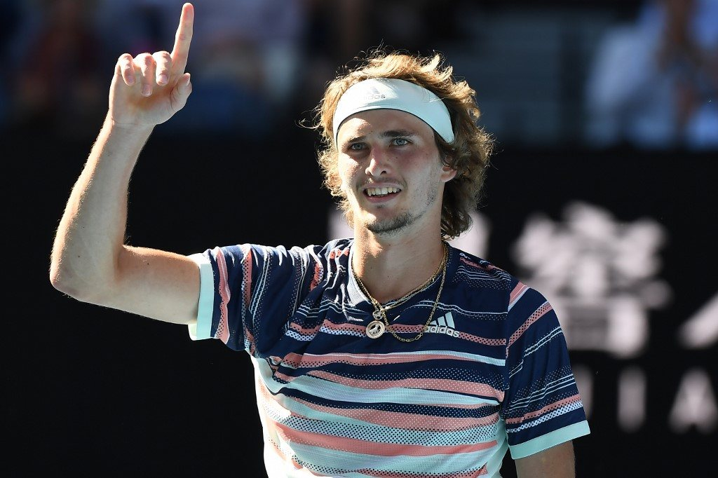 Australian Open. Zverev przełamał barierę!