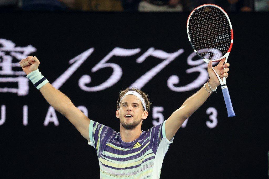 Australian Open. Thiem gigant!