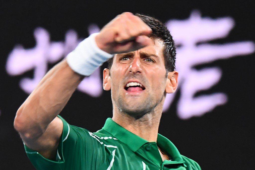 Nowy Jork. Dżoković dołączył do Federera, Edberga i Connorsa