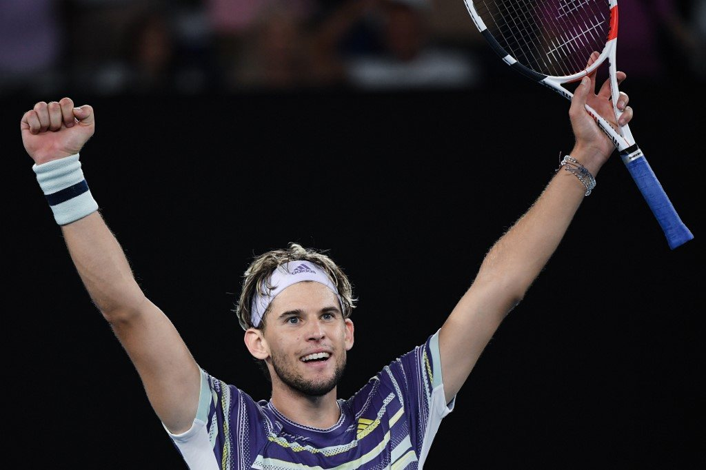 Australian Open. Thiem lepszy od Zvereva! Austriak zagra o pierwszy tytuł wielkoszlemowy!
