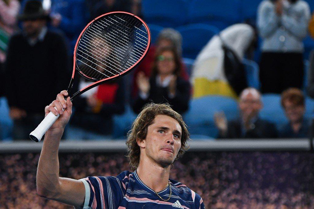 Zverev zrezygnował z agencji Federera