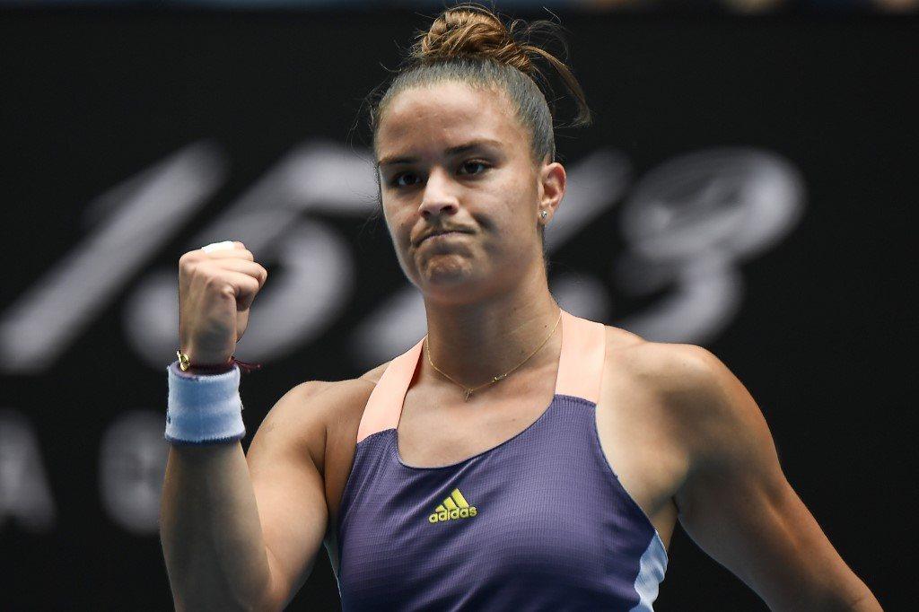 Miami Open. Sakkari obroniła sześć piłek meczowych, Osaka wśród najlepszych w XXI wieku