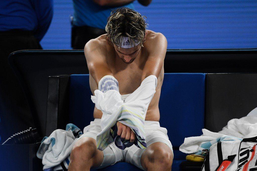 Australian Open. W oczekiwaniu na nowy tatuaż