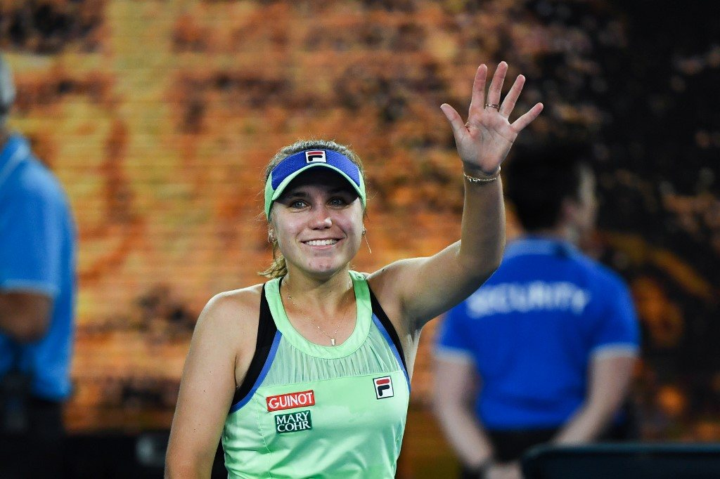 Sofia Kenin mistrzynią Australian Open!