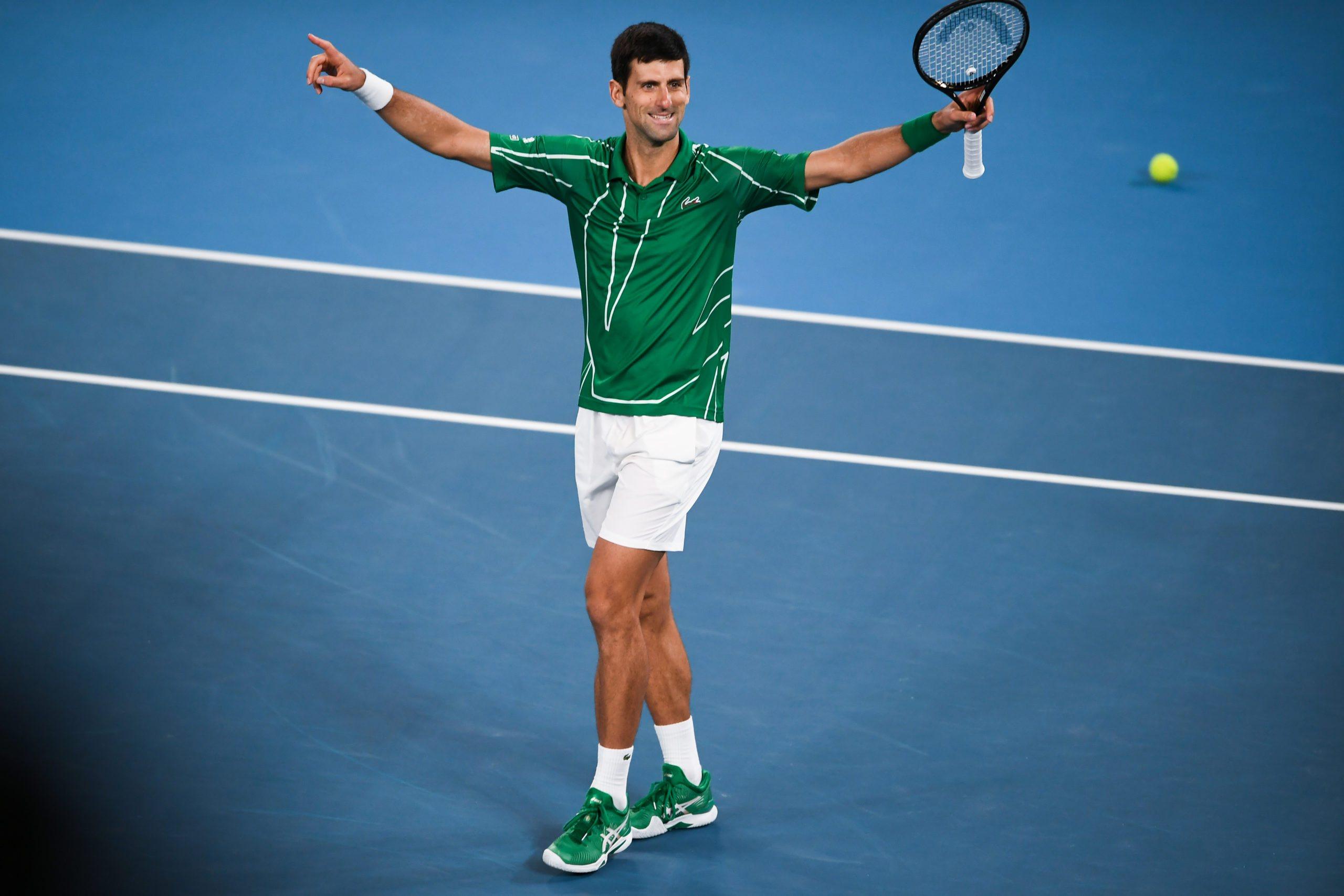 Australian Open. Dźoković ósmy raz królem Melbourne!