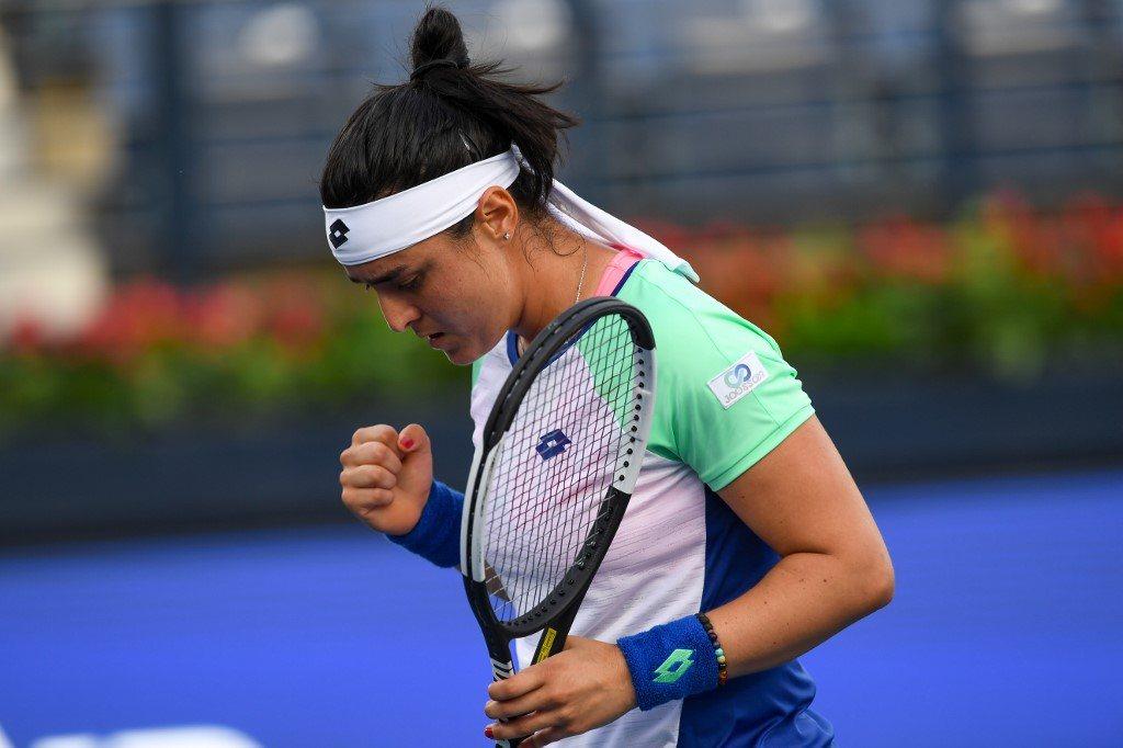 Doha. Jabeur zatrzymała Pliszkovą, a Barty i Kuzniecowa awansowały bez gry