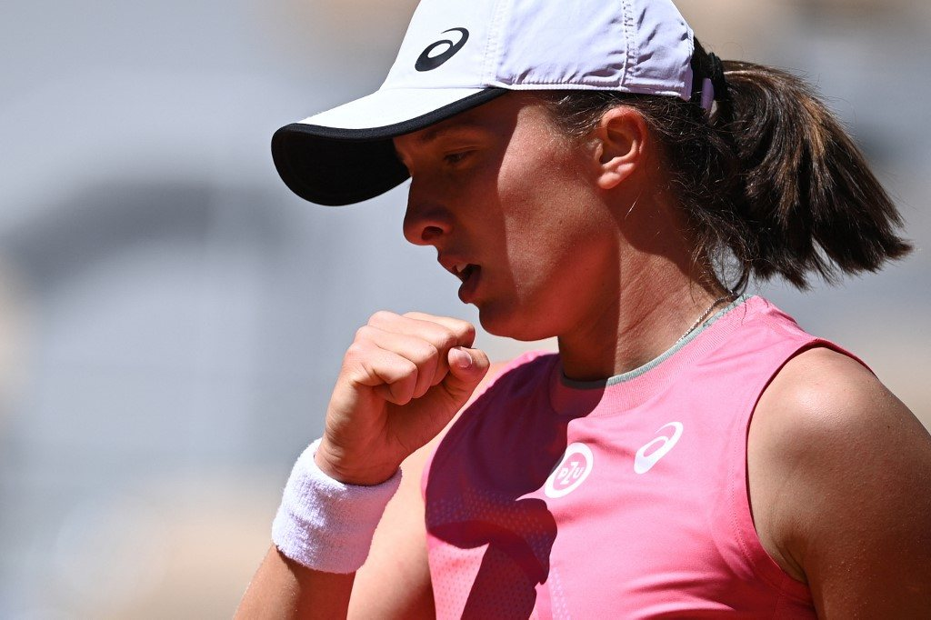 Ranking WTA. Świątek awansuje na czwarte miejsce