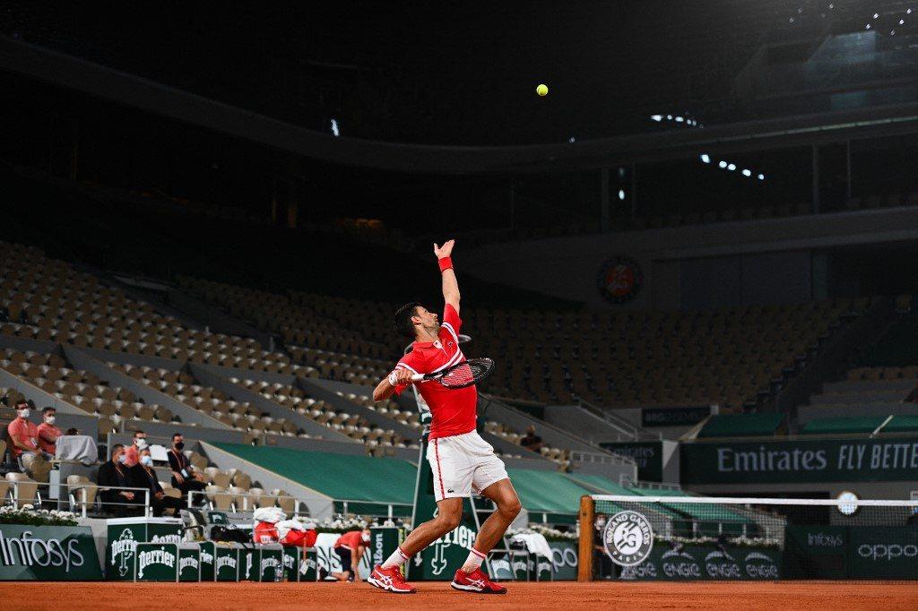 Roland Garros. Fenomenalne dwa sety Musettiego, a później zabrakło zdrowia