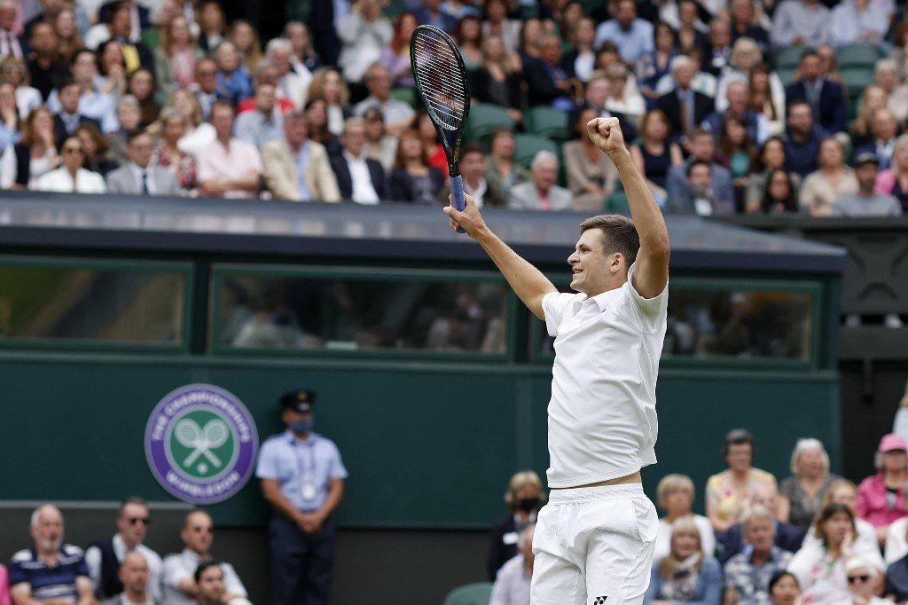 Wimbledon. Jedna z najdotkliwszych porażek Federera w Wielkim Szlemie