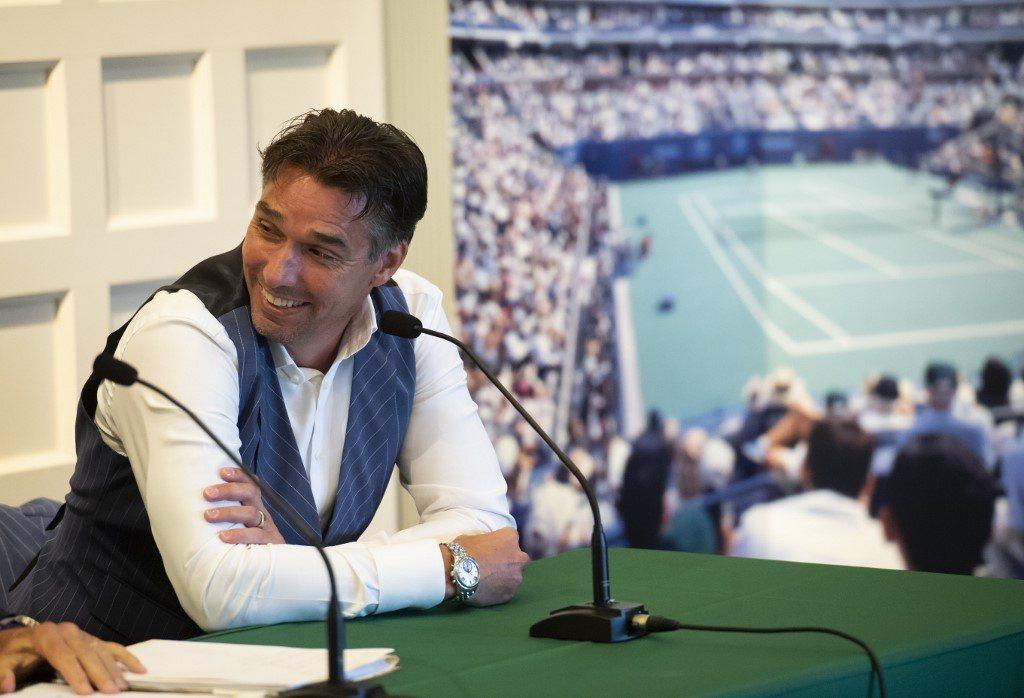 Michael Stich: Profesjonalni tenisiści muszą bardziej otworzyć się w Internecie