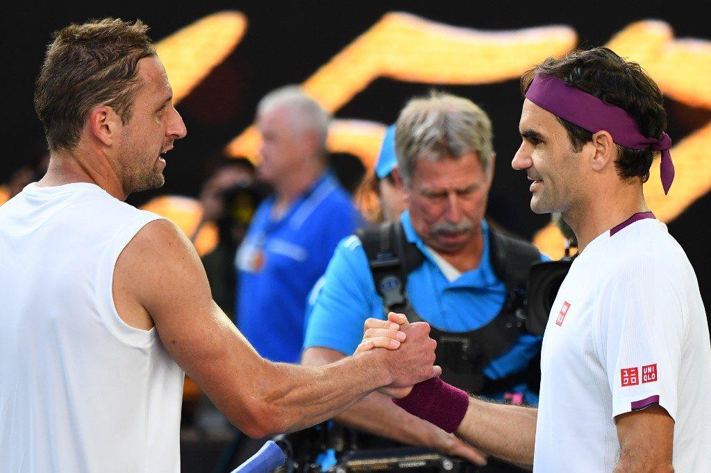 Sandgren: Roger Federer gra piękniej, ale to Dźoković jest najlepszy