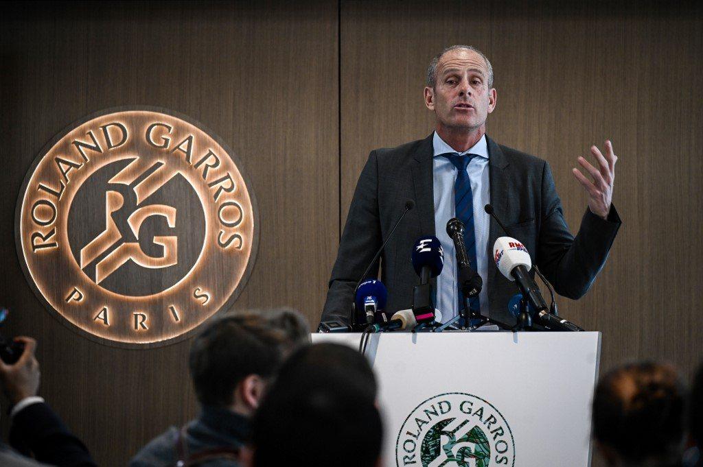 Guy Forget: Problemem byłoby zorganizowanie Roland Garros bez kibiców
