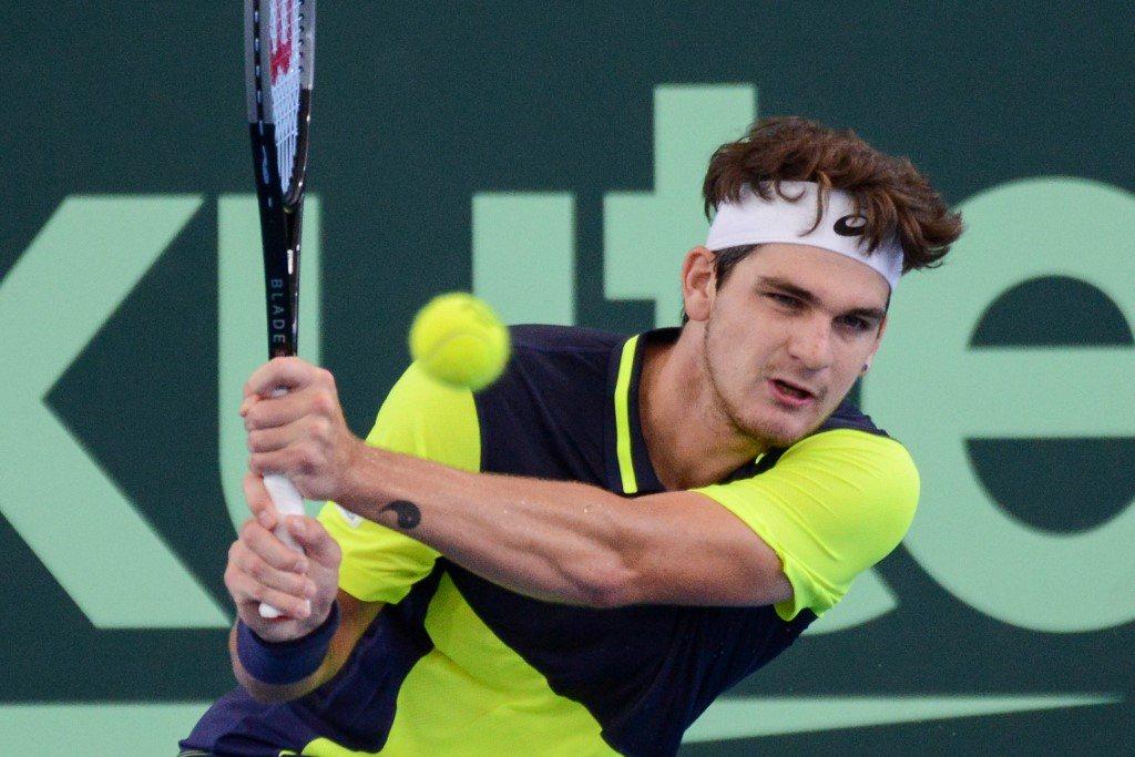 Pierwszy zakażony koronawirusem tenisista opowiedział o przebiegu choroby