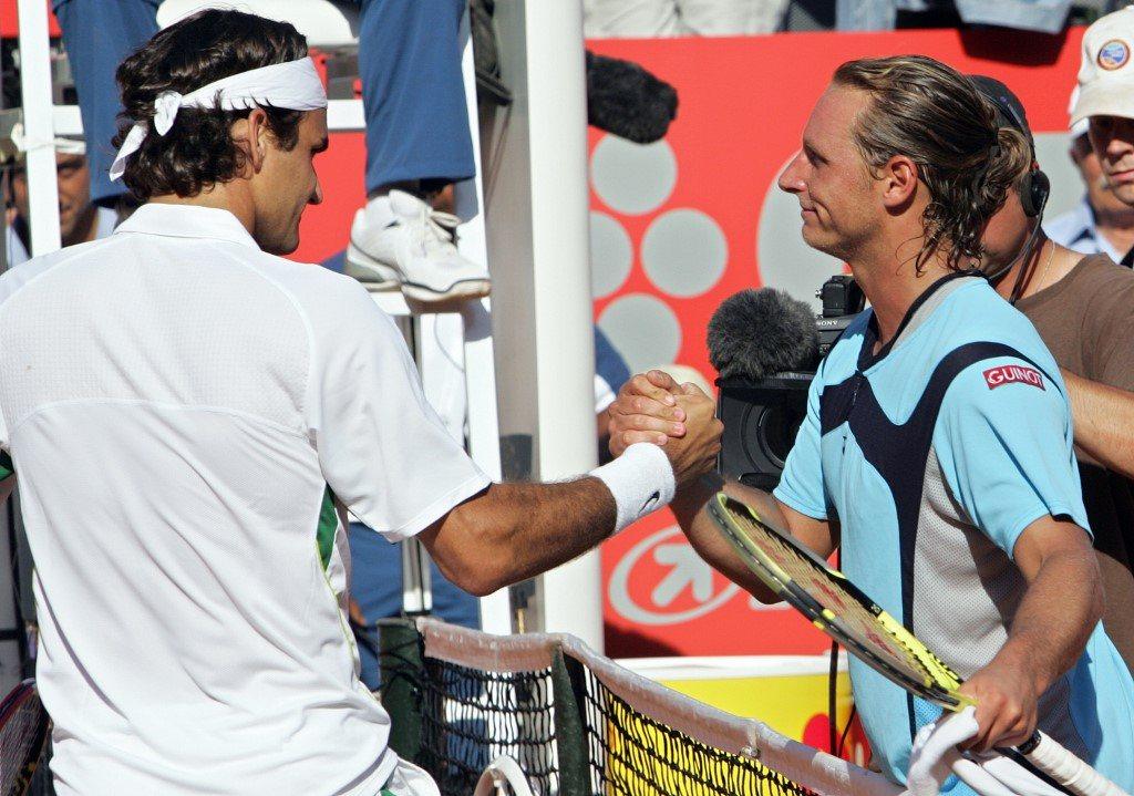 Nalbandian: Federer, Nadal i Dźoković są szczęściarzami, jeśli chodzi o doznawanie kontuzji