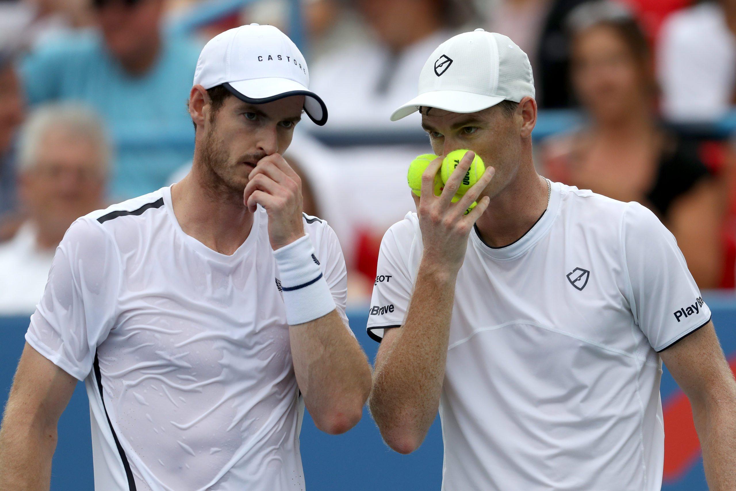 Andy Murray zagra w turnieju organizowanym przez brata
