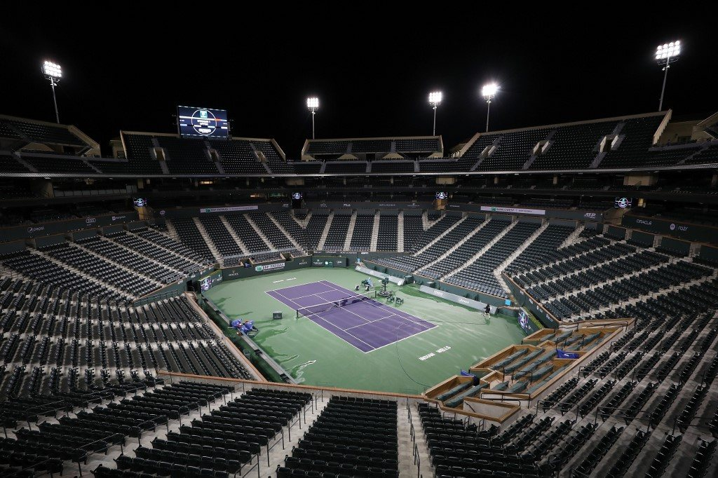 Dłuższy rozbrat z tenisem