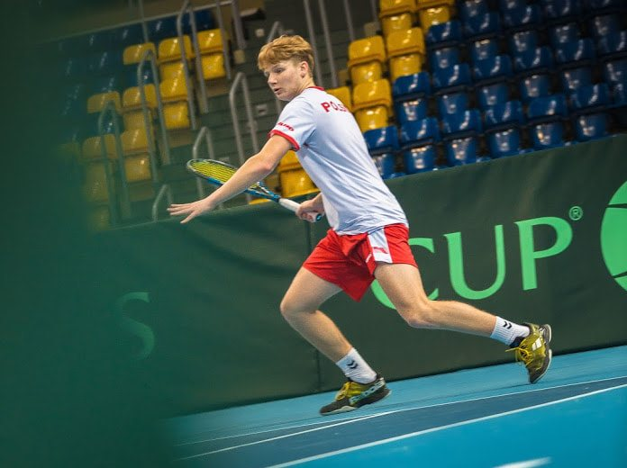 Monastyr. Maks Kaśnikowski zadebiutuje w rankingu ATP
