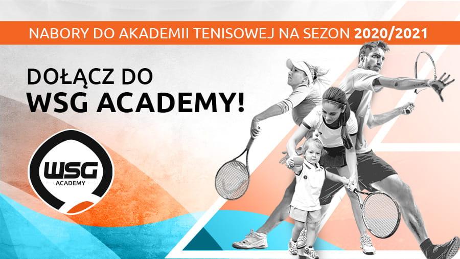 WSG Academy. Więcej niż sport