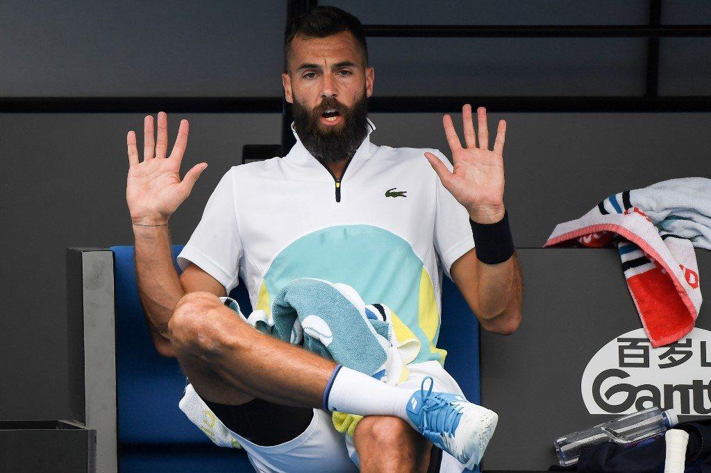 Benoit Paire wykluczony z igrzysk olimpijskich!