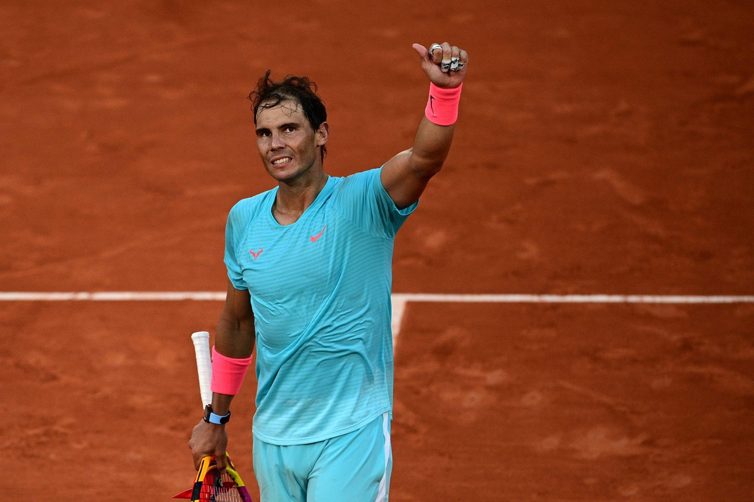 Roland Garros. Zaprezentowano pomnik Rafaela Nadala