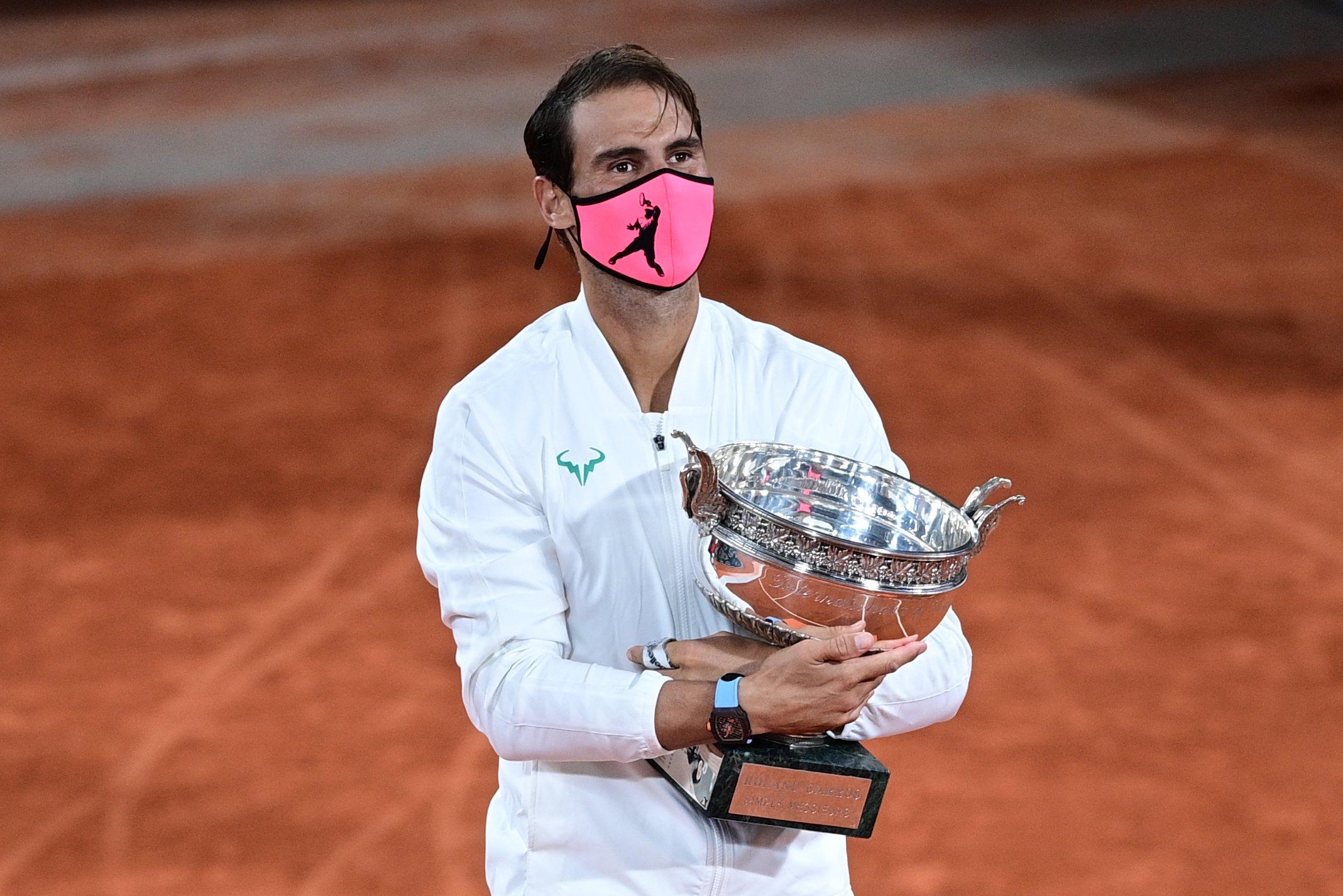 Roland Garros jak Australian Open i US Open