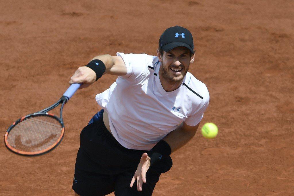 Murray nie zagra w Roland Garros