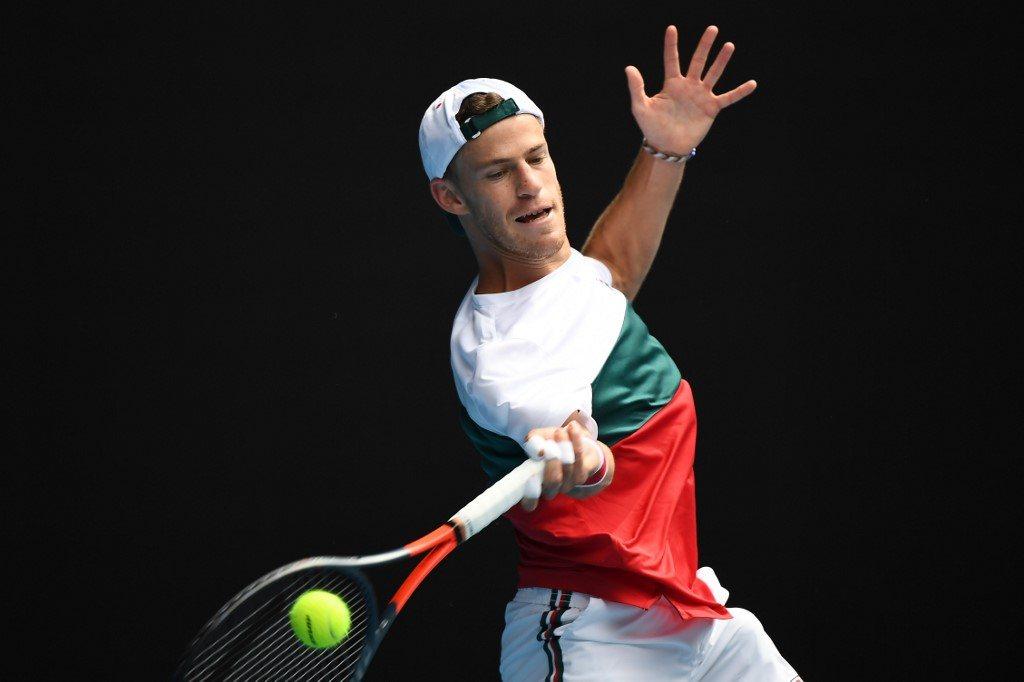 Schwartzman: zagram w US Open, bo tenis to moja praca, ale warunki są szalone
