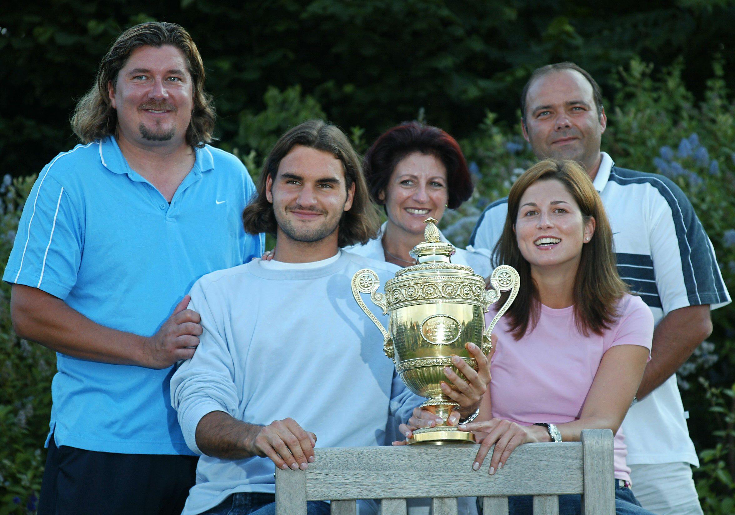Peter Lundgren: Młody Federer był utalentowany, ale leniwy