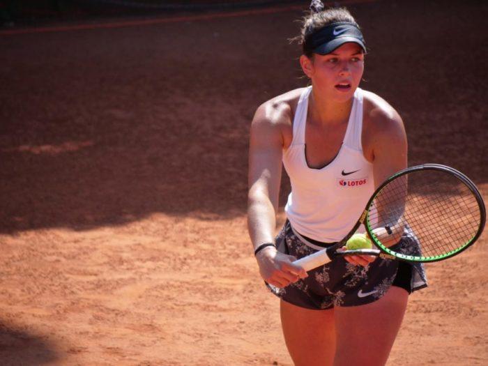 Monastyr. Weronika Falkowska wygrała trzeci turniej z rzędu!