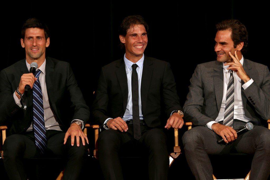 Rada zawodnicza ATP z Federerem i Nadalem, a bez Dżokovicia