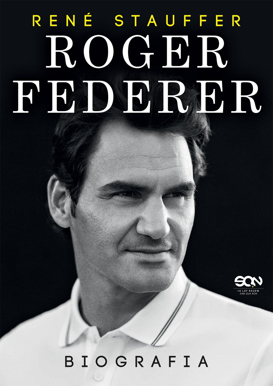 Biografia Rogera Federera dostępna w przedsprzedaży
