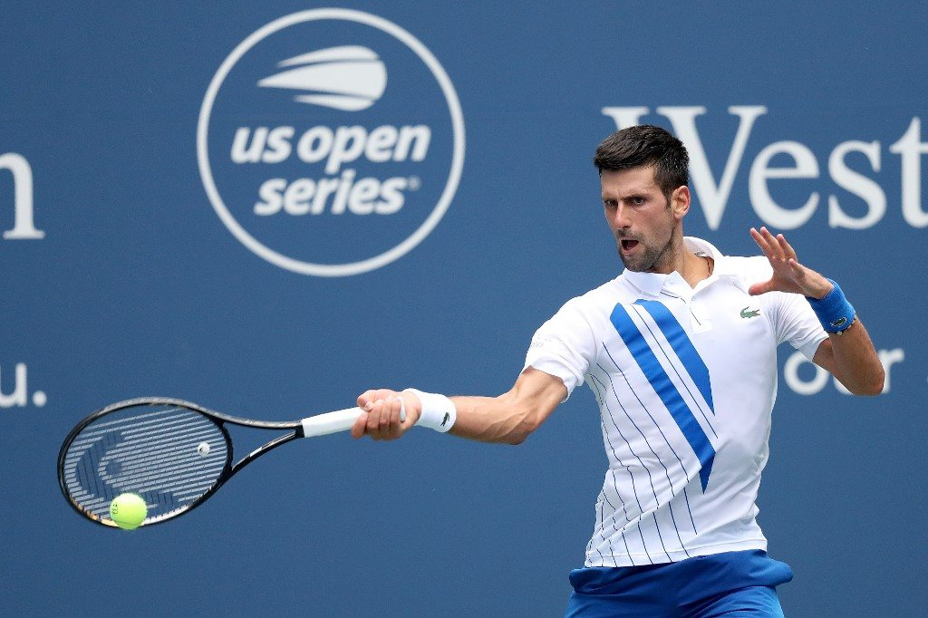 US Open. Dżoković zły na organizatorów, porażki Isnera i Schwartzmana