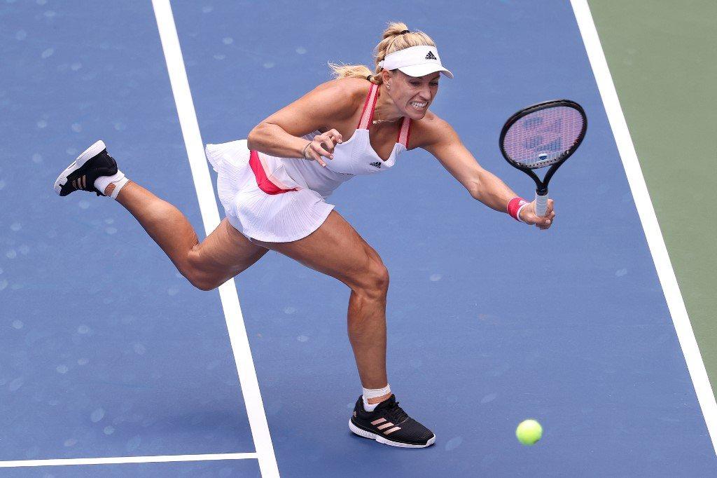 US Open. Udany powrót Kerber
