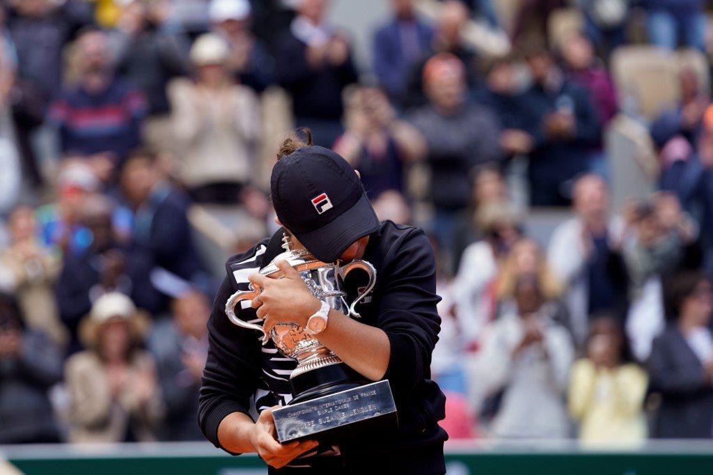 Mistrzyni Roland Garros nie pojawi się w Paryżu