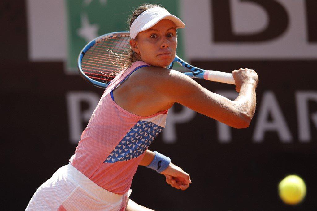 Roland Garros. Linette przegrała z utalentowaną Kanadyjką