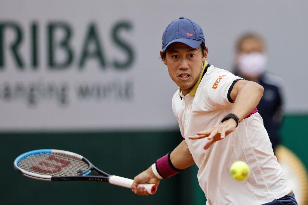 Roland Garros. Nishikori i Sinner pokonali rozstawionych rywali