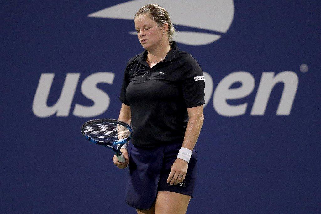 Clijsters oceniła kolejny powrót na kort