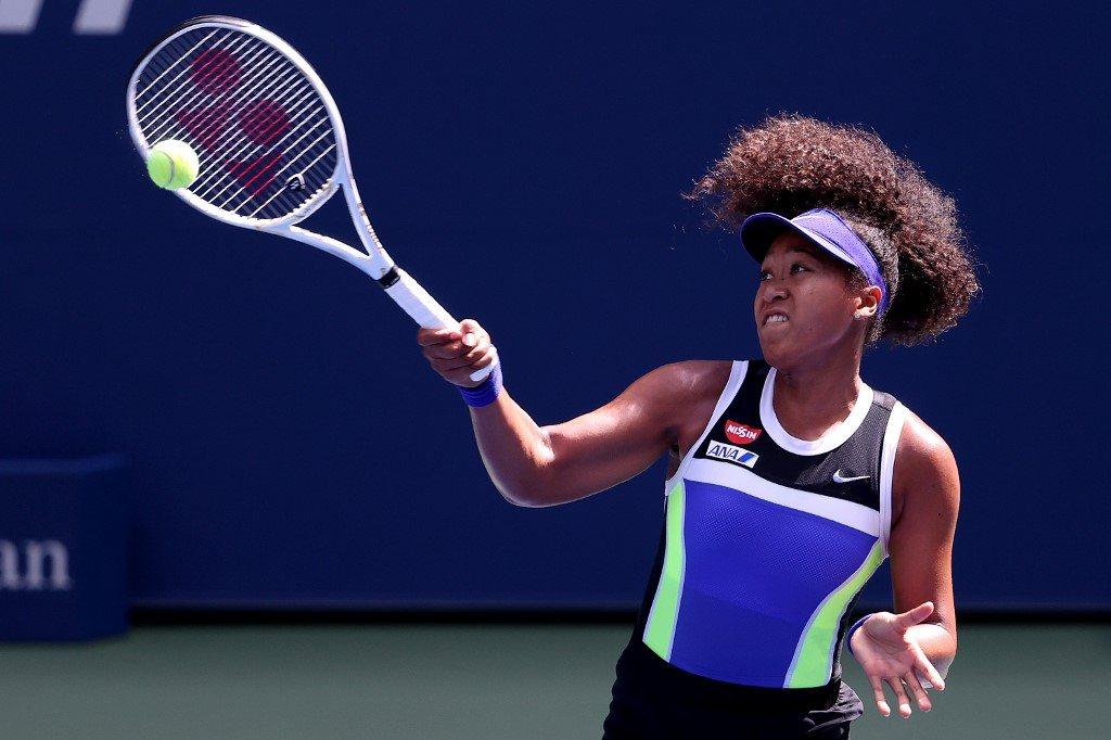 US Open. 18-latka napsuła krwi Osace
