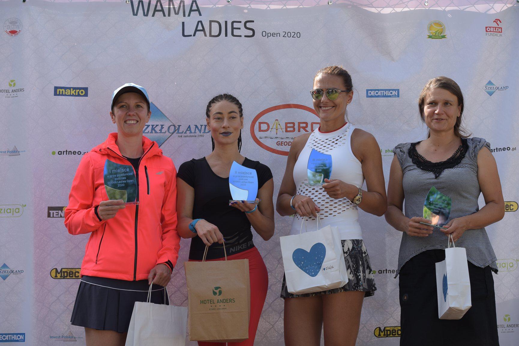 WAMA Ladies Open. Święto tenisa na Warmii i Mazurach