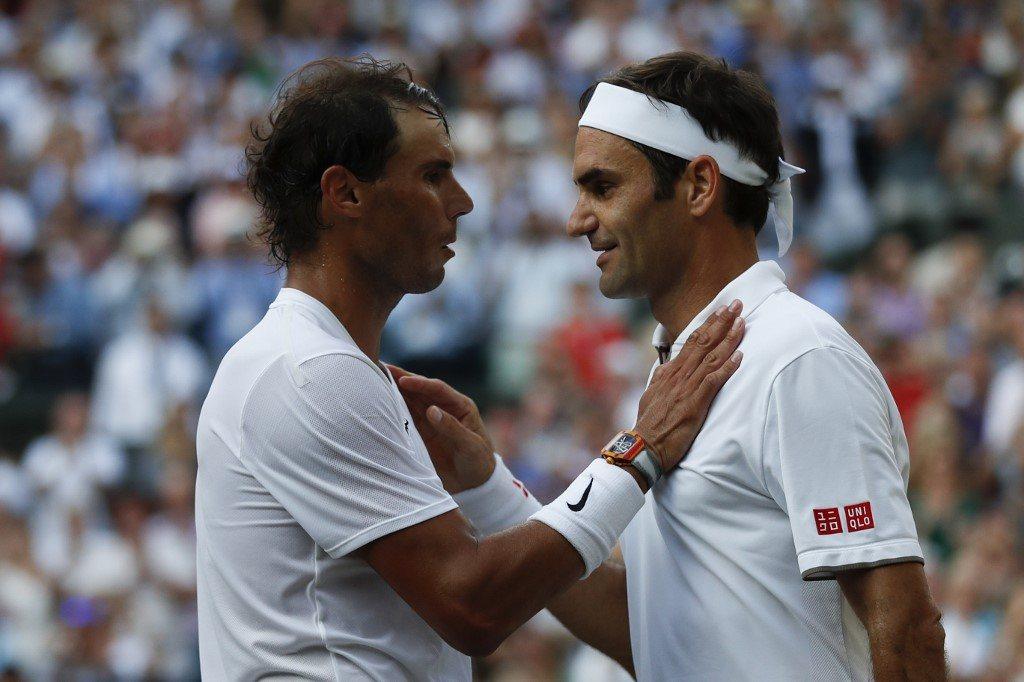 Federer: Nadal zapytał mnie, jak się czuję po operacji