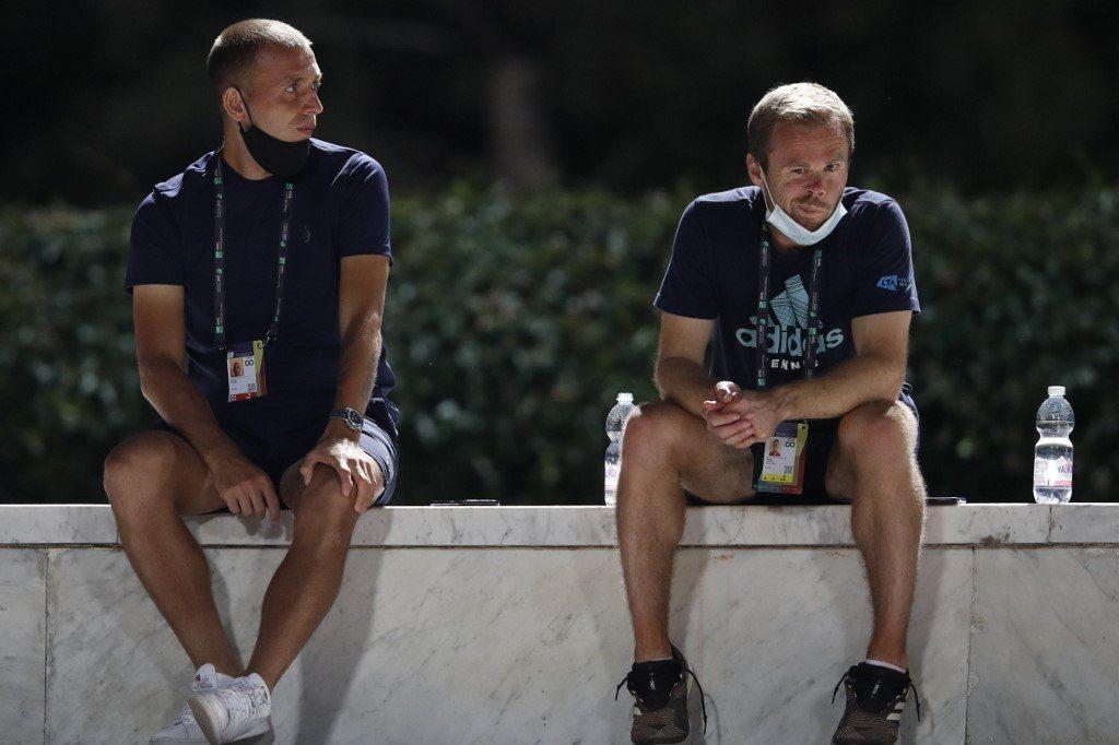 Evans, Pouille i Krajinović zmieniają trenerów