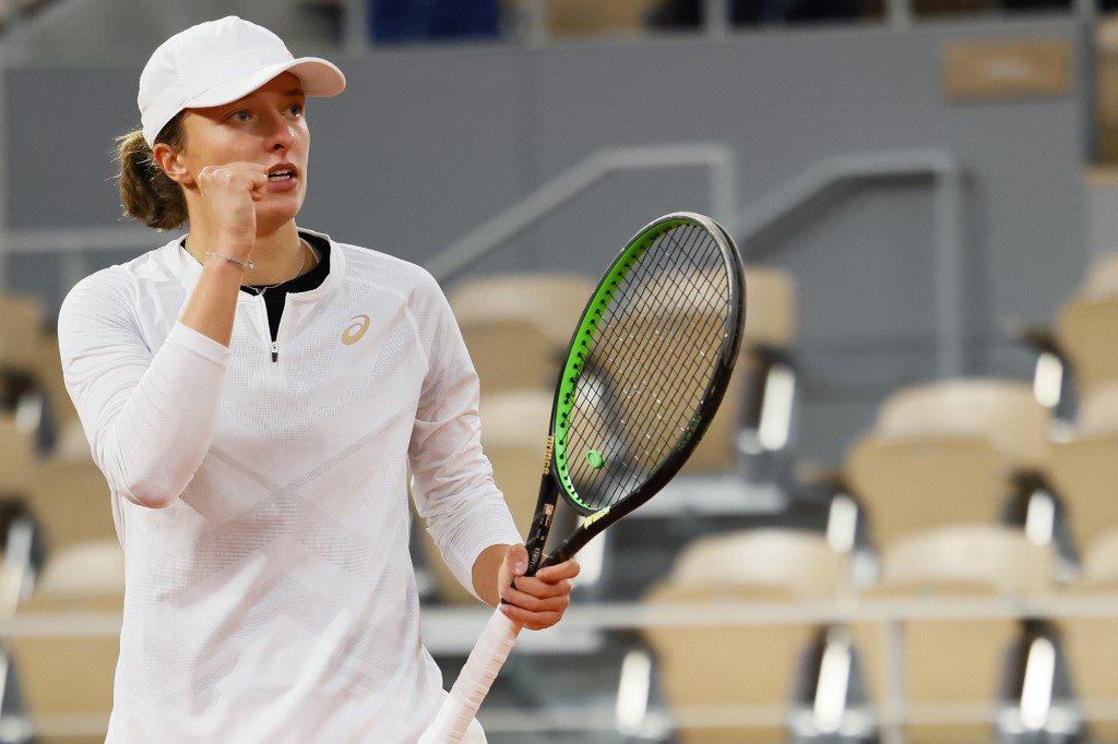 Iga Świątek z szansą na awans do top 20 rankingu WTA