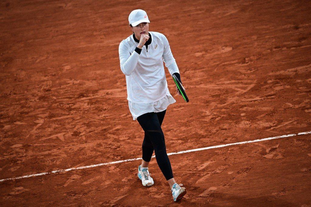 WTA. Iga Świątek zawodniczką października