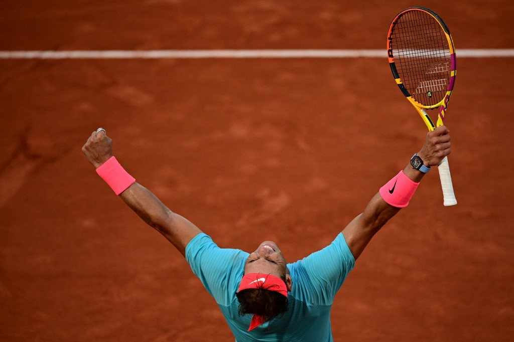 Roland Garros. Nadal w trzynastym finale!