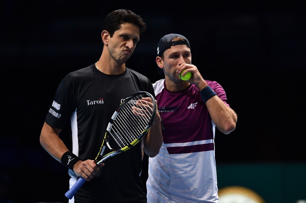 ATP Finals. Mistrzowie Roland Garros lepsi od Kubota i Melo