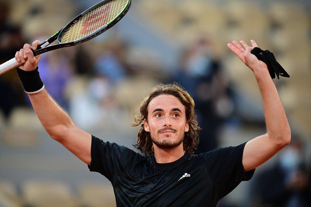 Roland Garros. Powrót Tsitsipasa