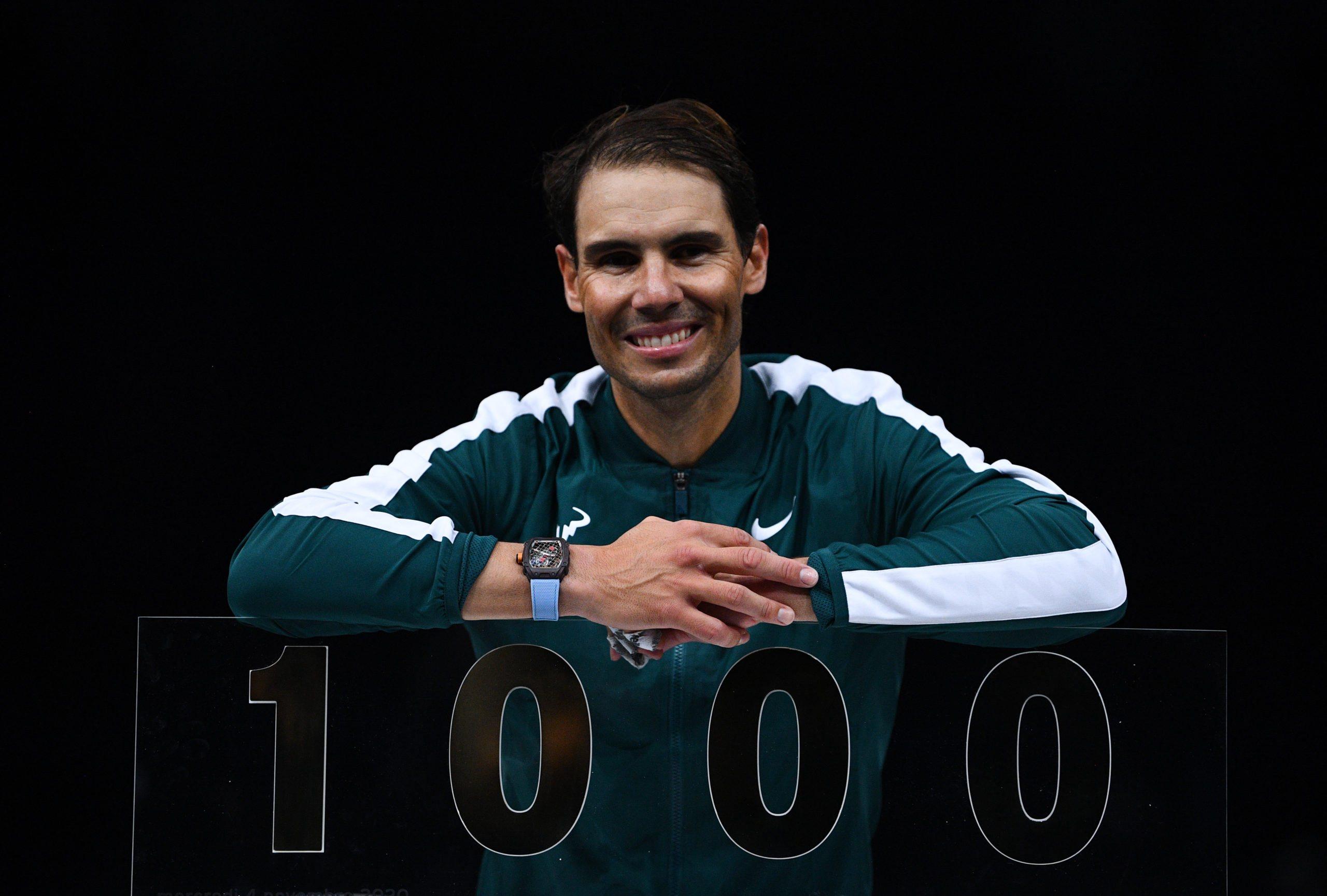 Gdzie i z kim najczęściej wygrywał Rafael Nadal?
